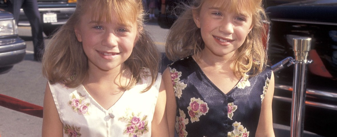 mary-kate and ashley 1995