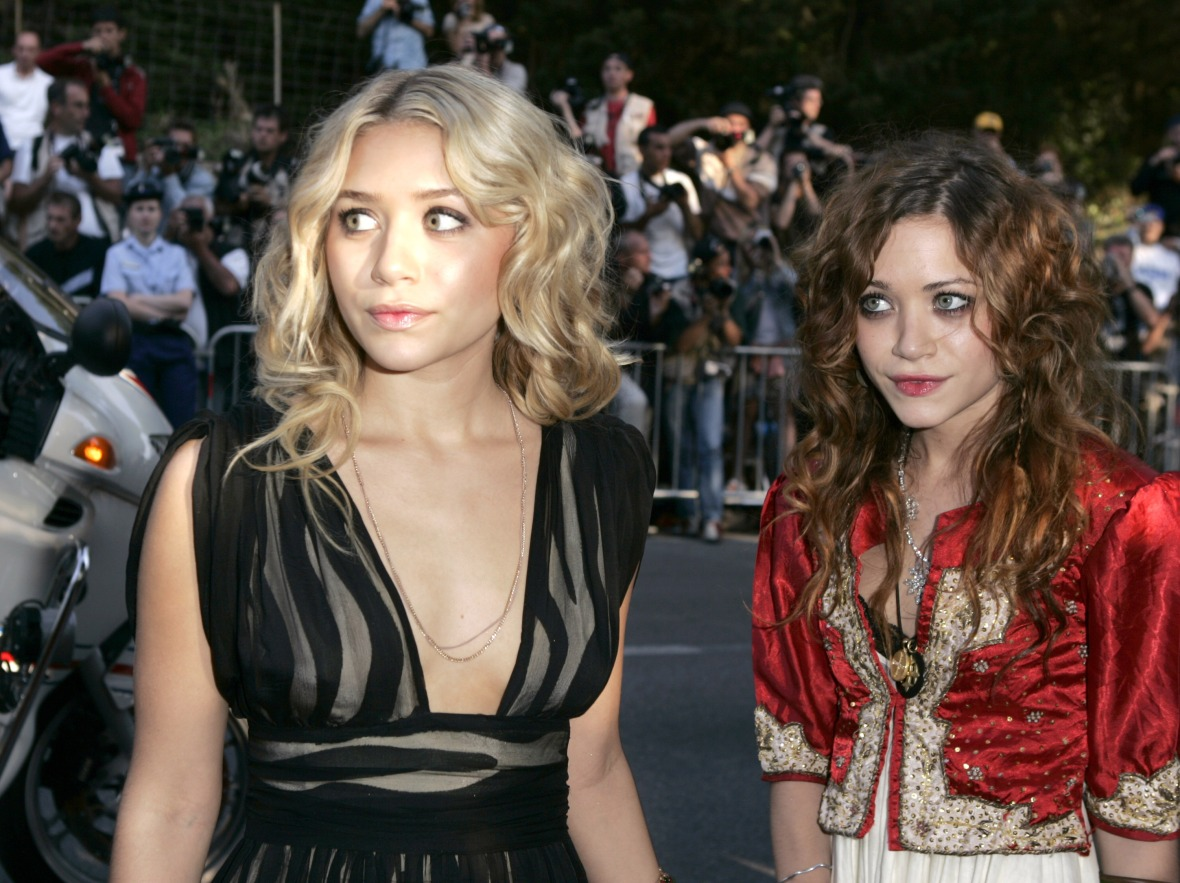 mary-kate and ashley 2005