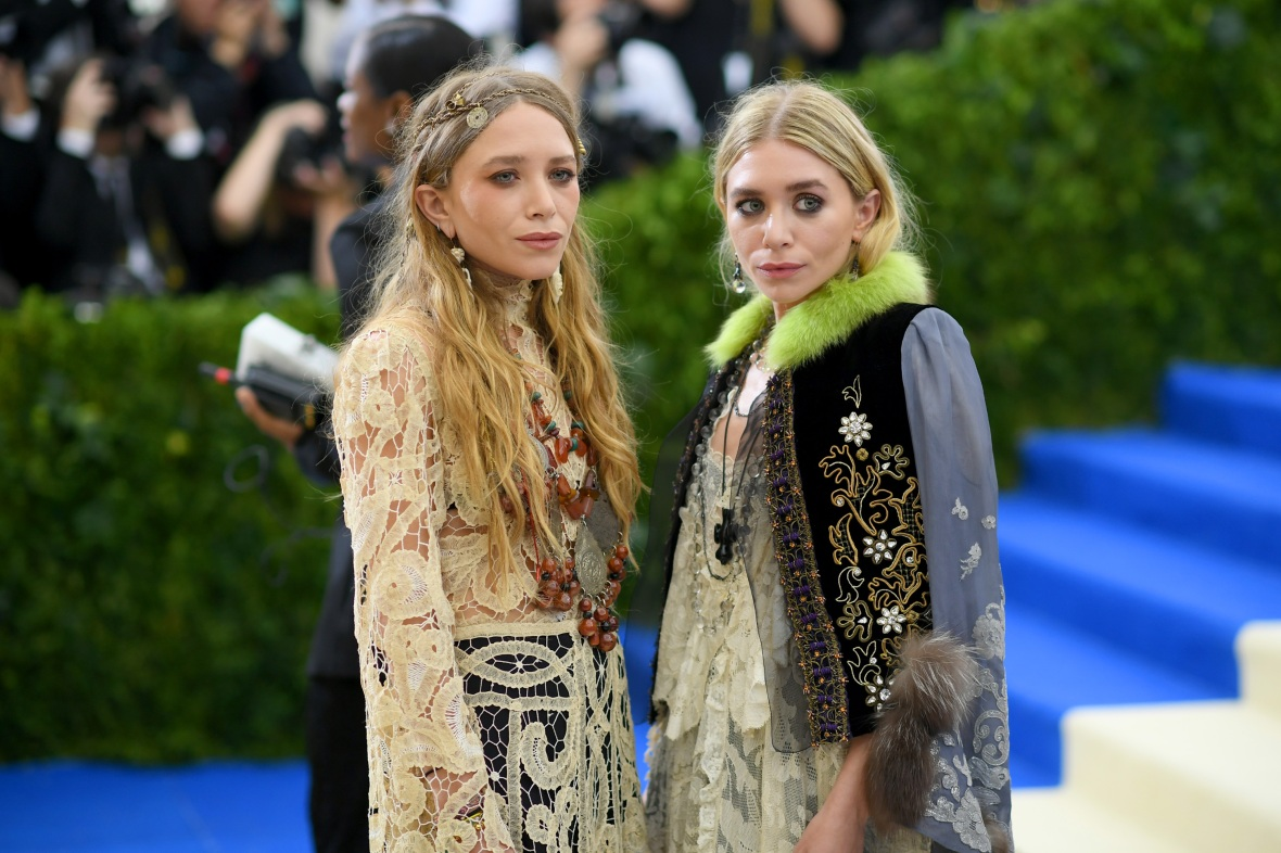 mary-kate and ashley 2017