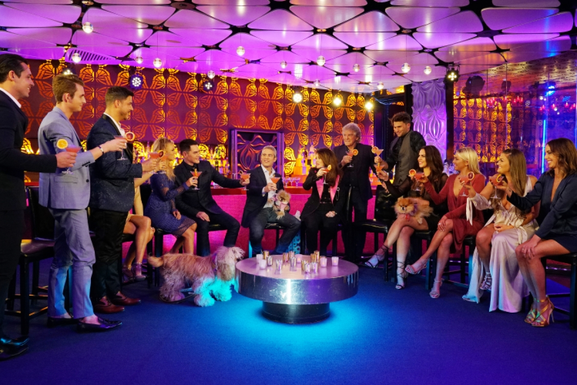 andy cohen vanderpump rules getty images