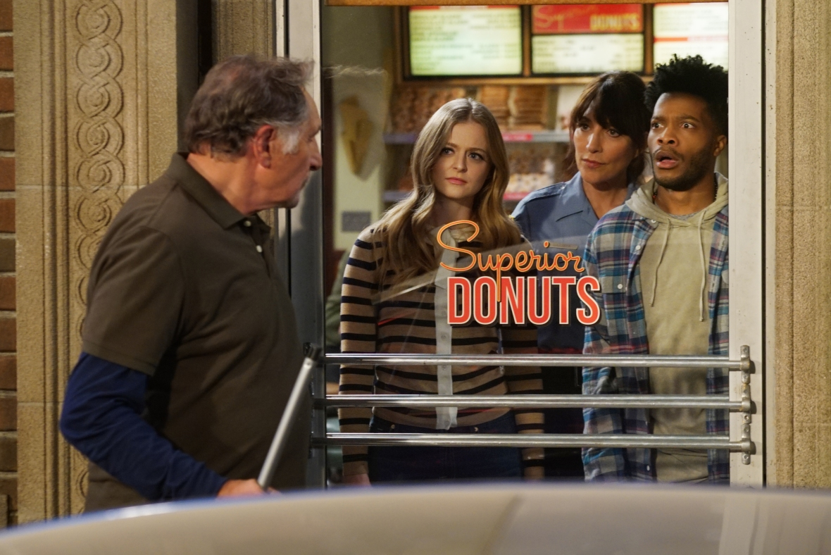 superior donuts - getty