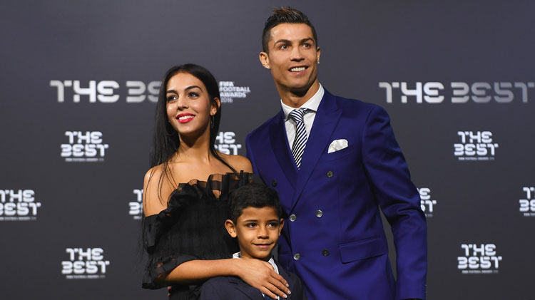 Cristiano Ronaldo S Baby Mamas What We Know About His Kids