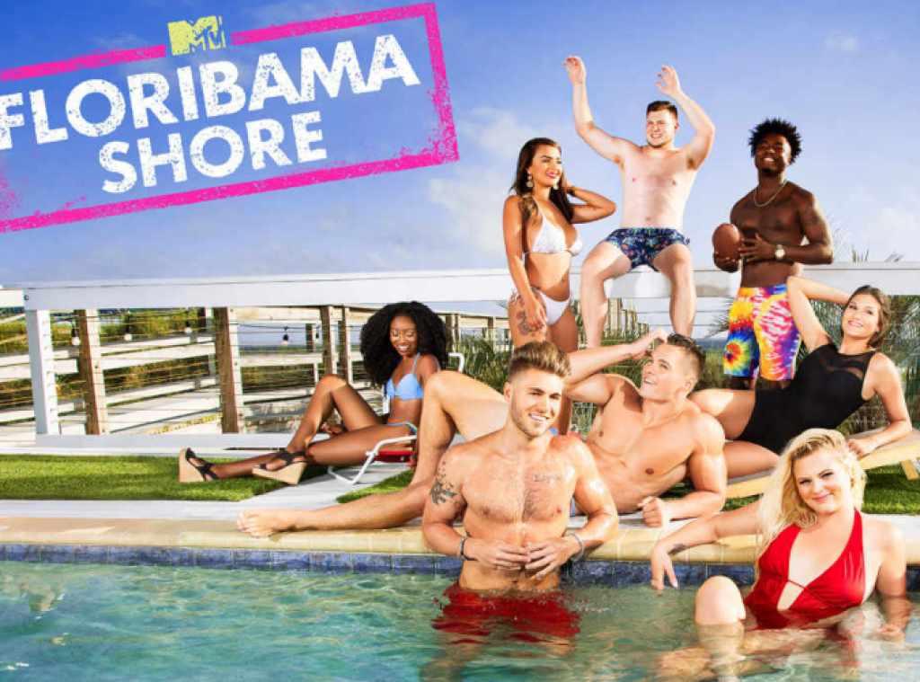 floribama shore cast - mtv