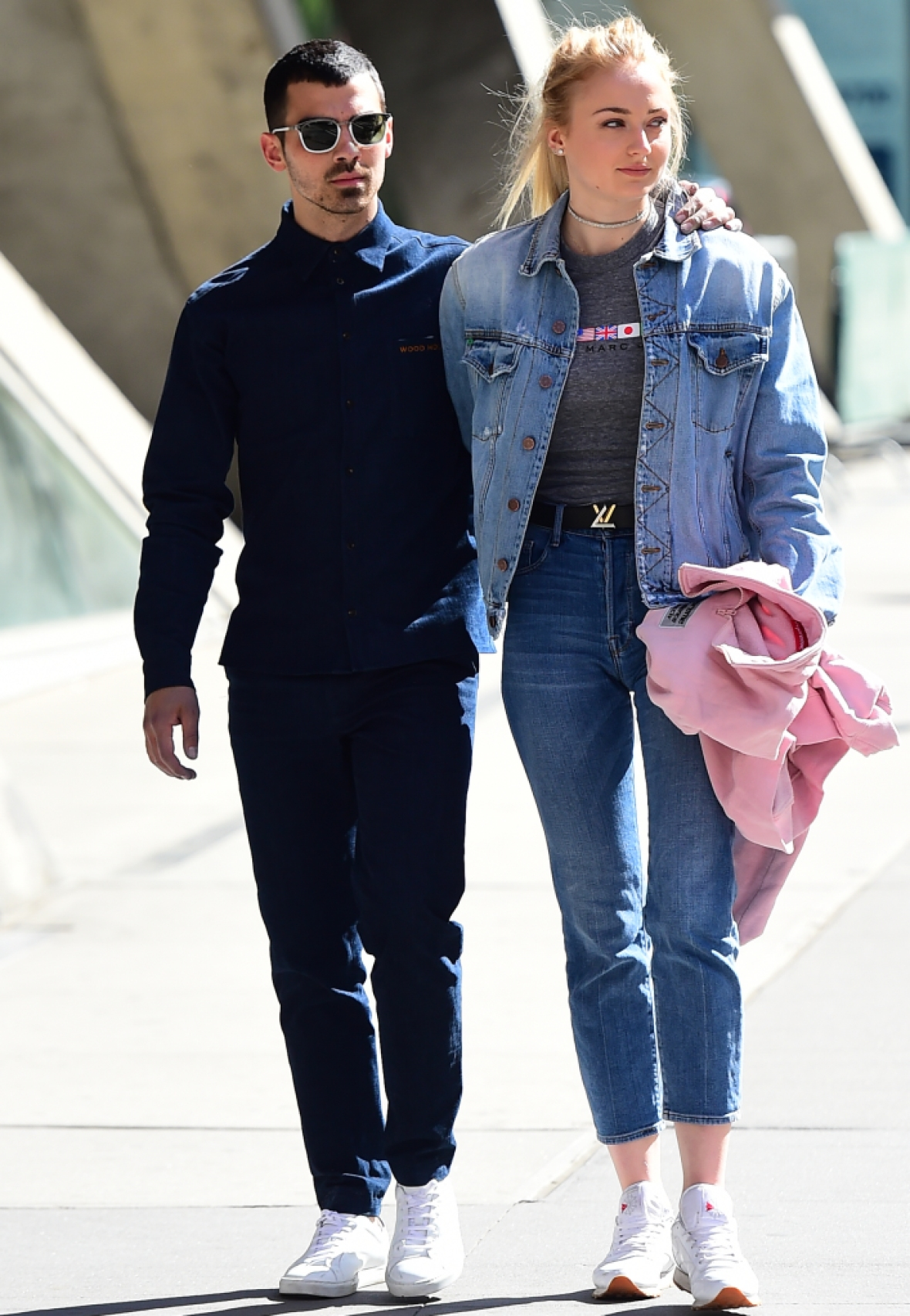 joe jonas sophie turner - getty