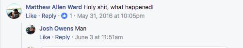 josh owens facebook