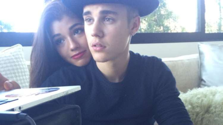 justin bieber and yovanna ventura