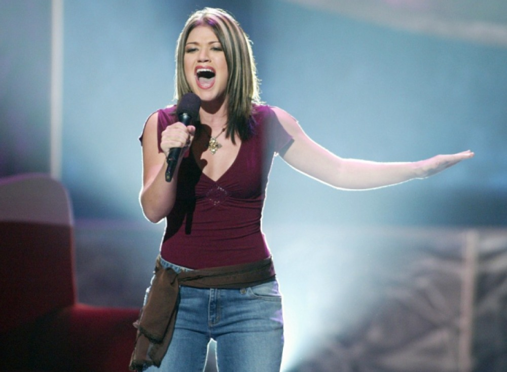 kelly clarkson getty