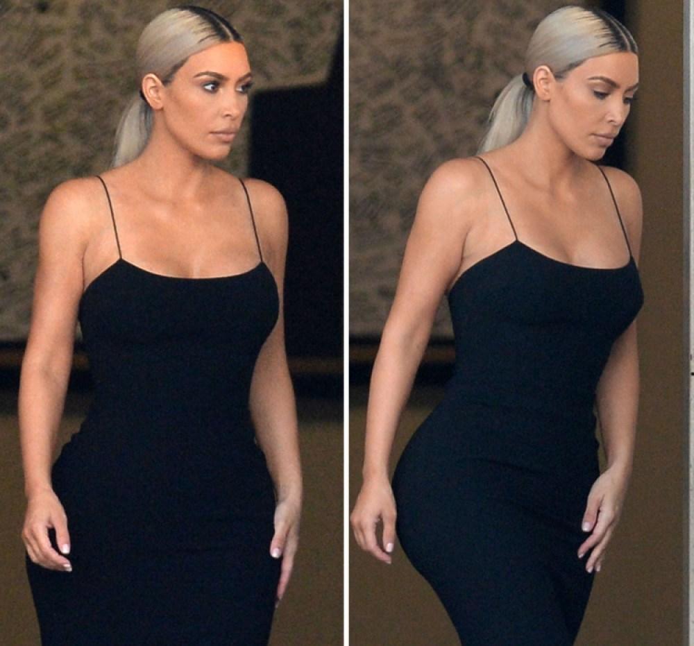 kim kardashian splash