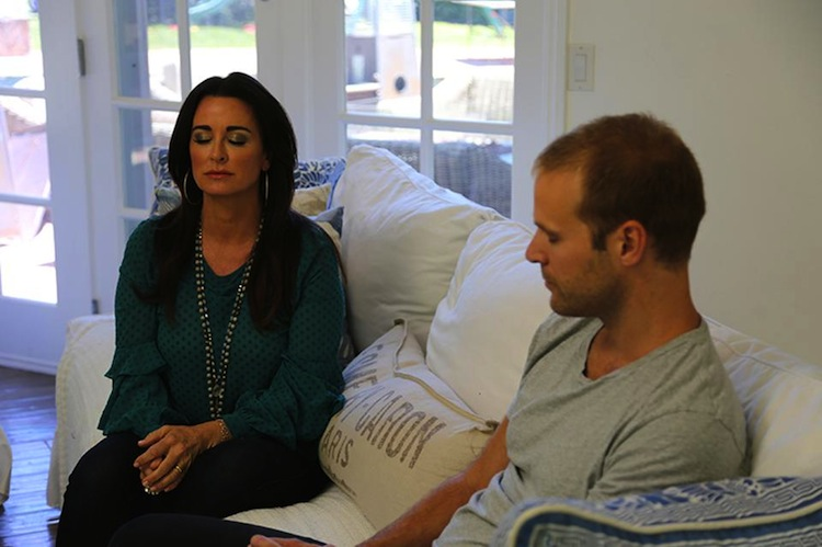 kyle richards charlie goldsmith the healer — tlc