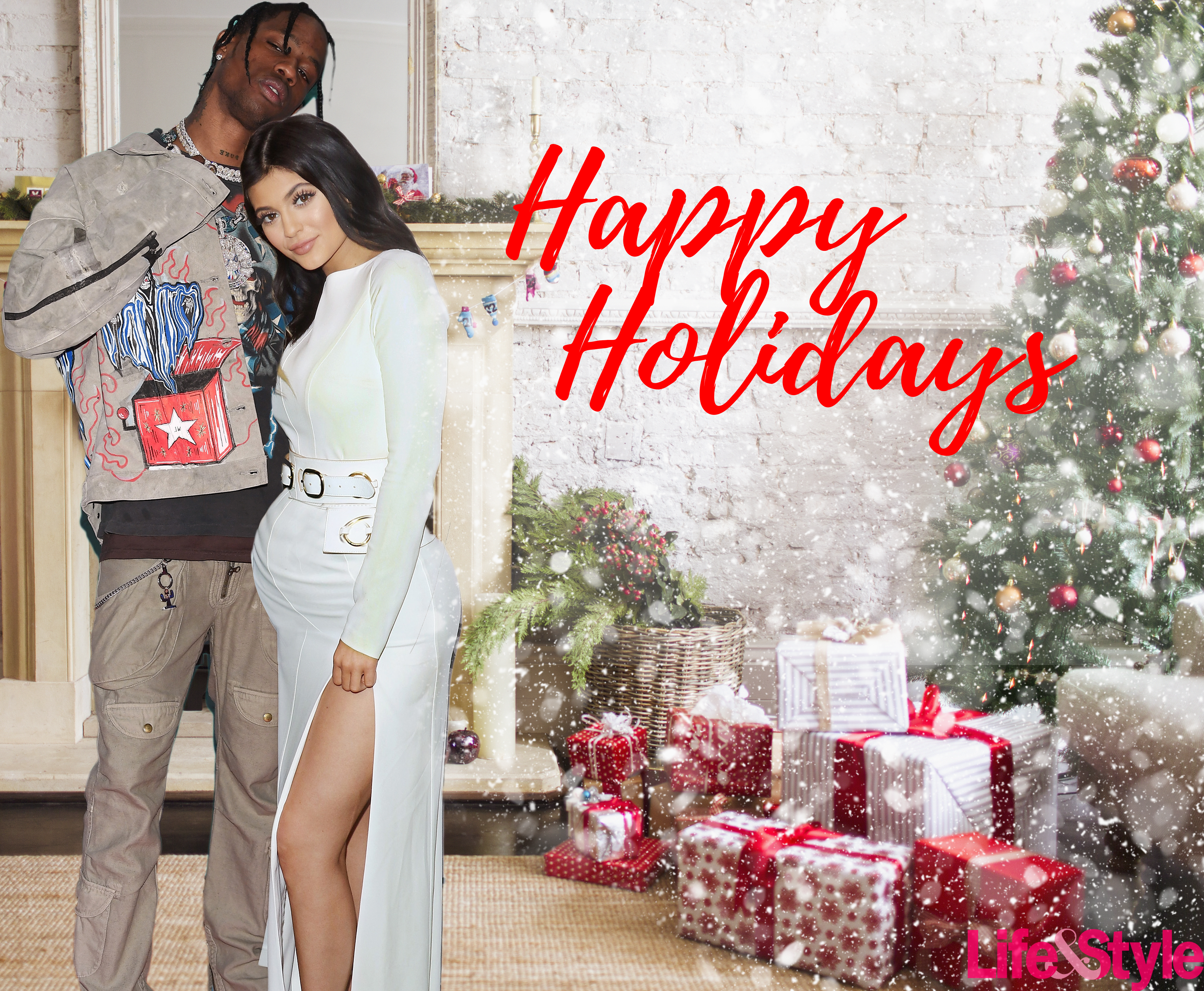 Kardashians Christmas Cards See Our 2017 Predictions