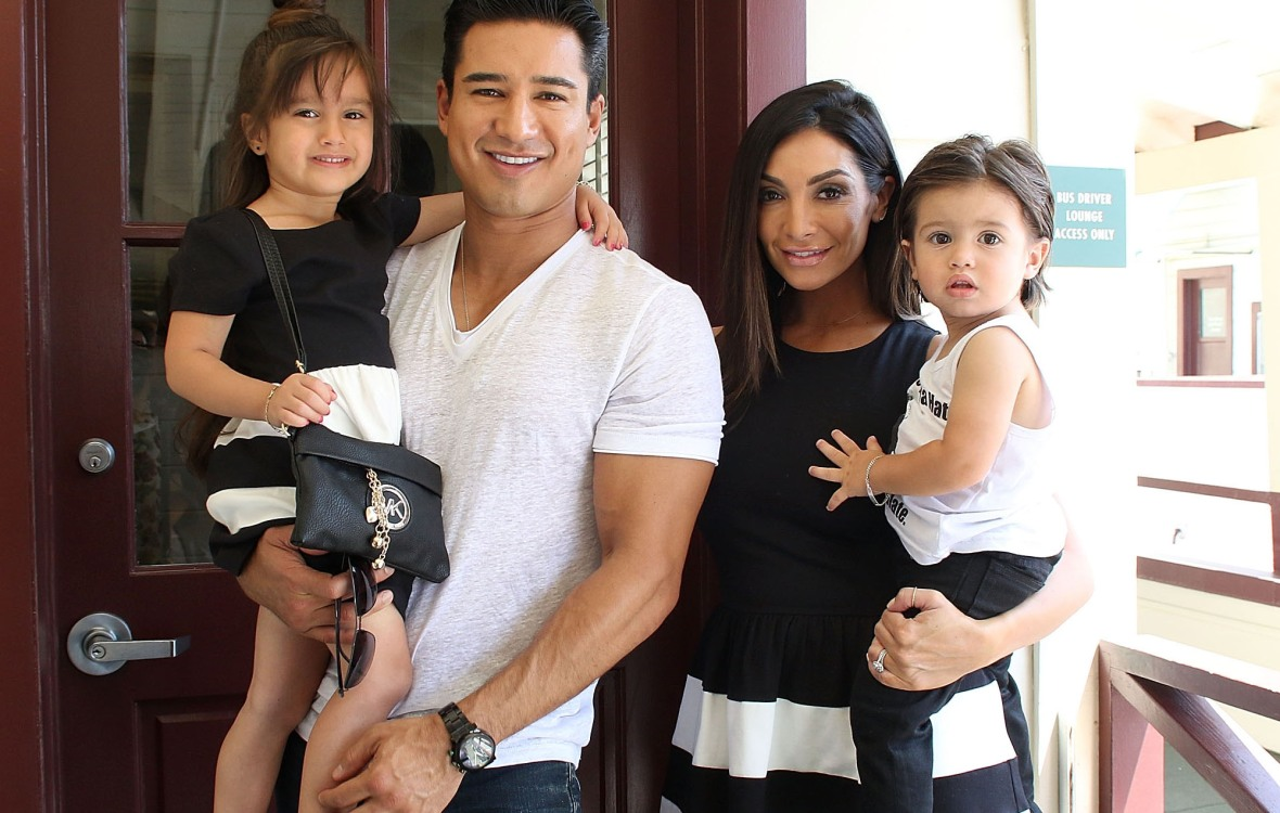 Mario And Courtney Lopez Are Ready For Baby No 3