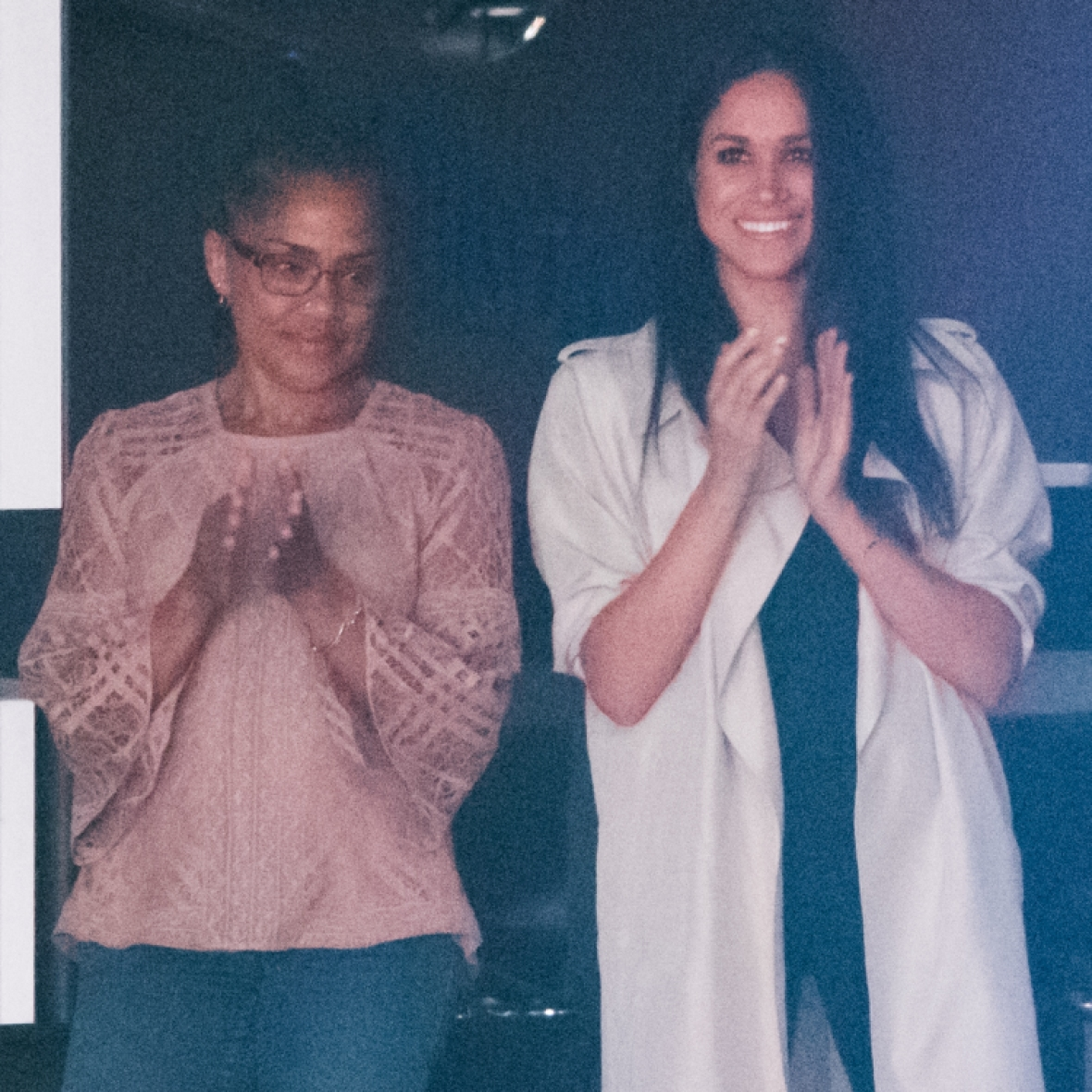 meghan markle mom doria radlan getty images