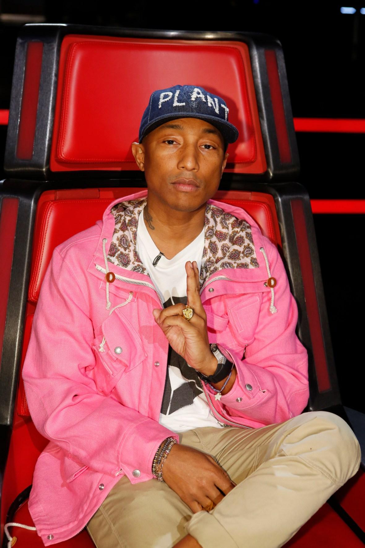 pharrell - getty