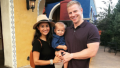 Sean Lowe and Catherine Giudici Hold Their Baby