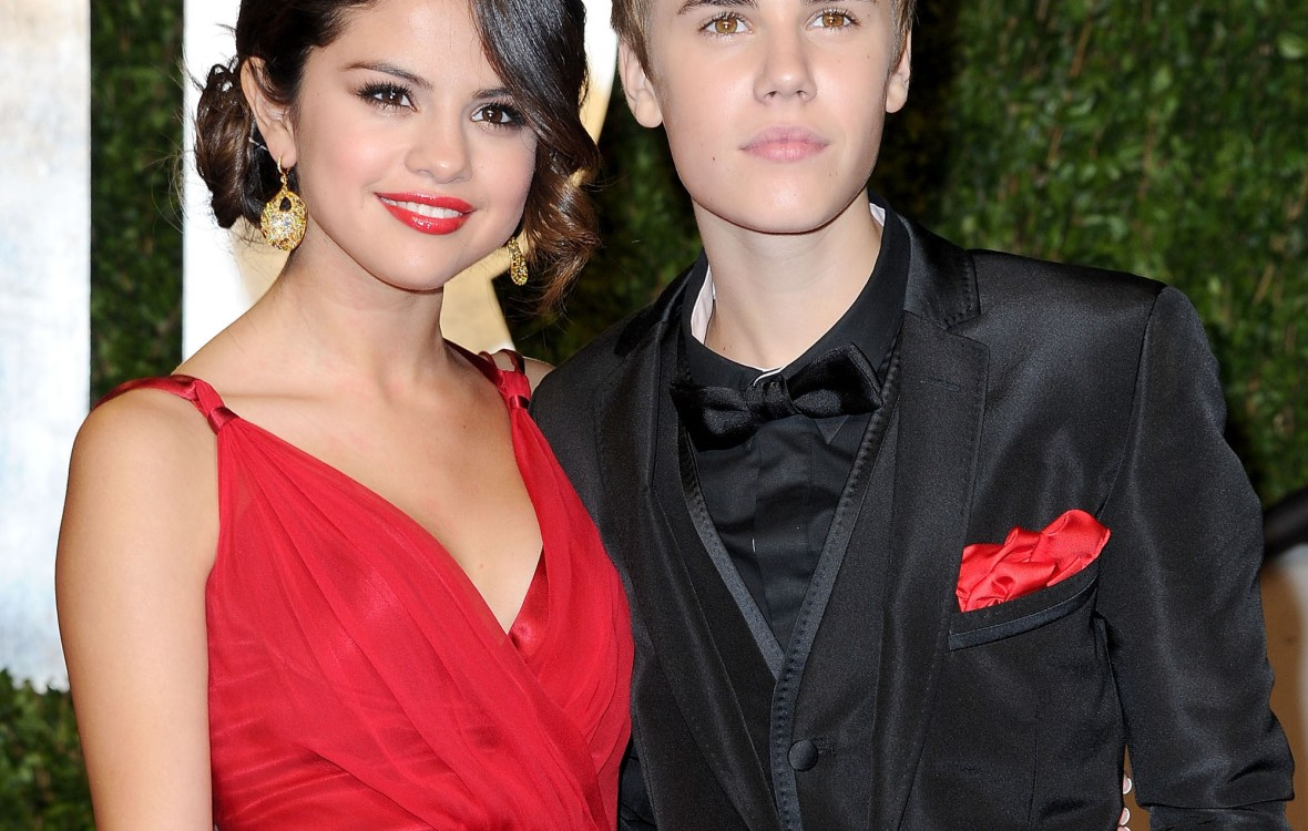 selena gomez justin bieber getty images