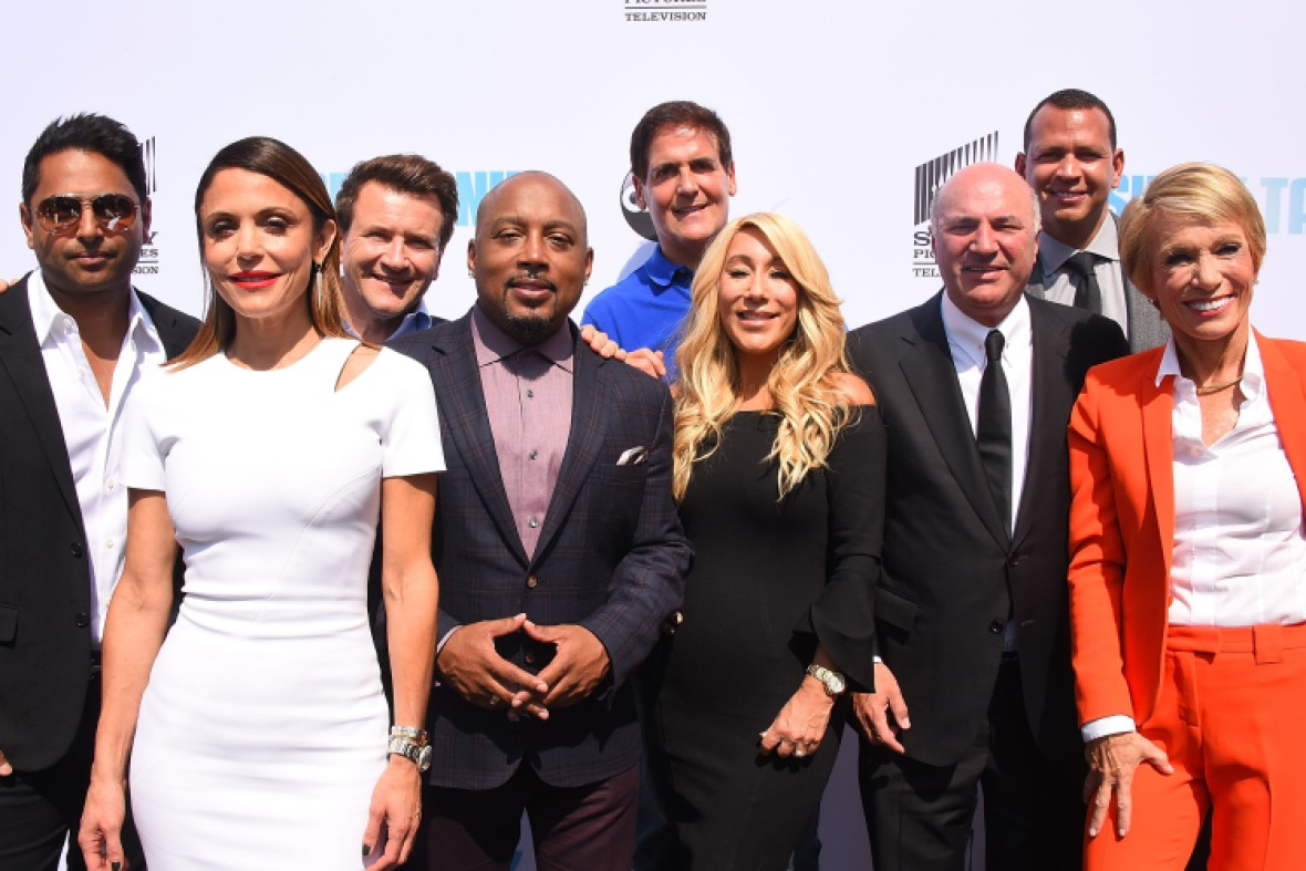 shark tank getty images
