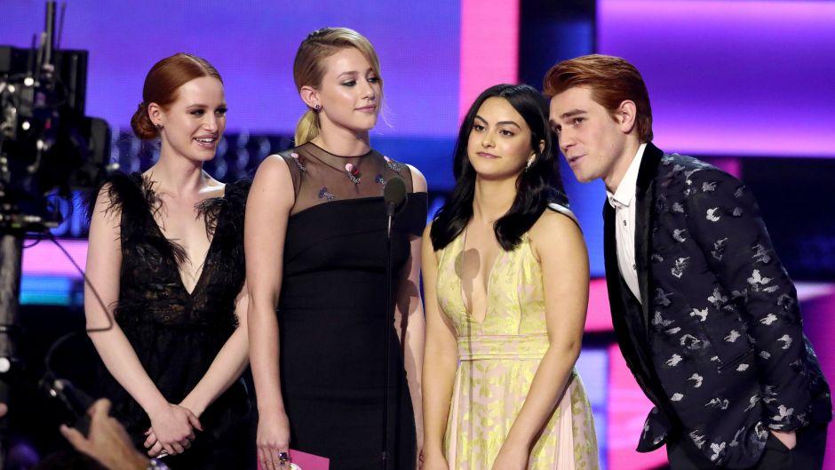 Riverdale Cast Net Worths Lili Reinhart Cole Sprouse KJ Apa Camila Mendes