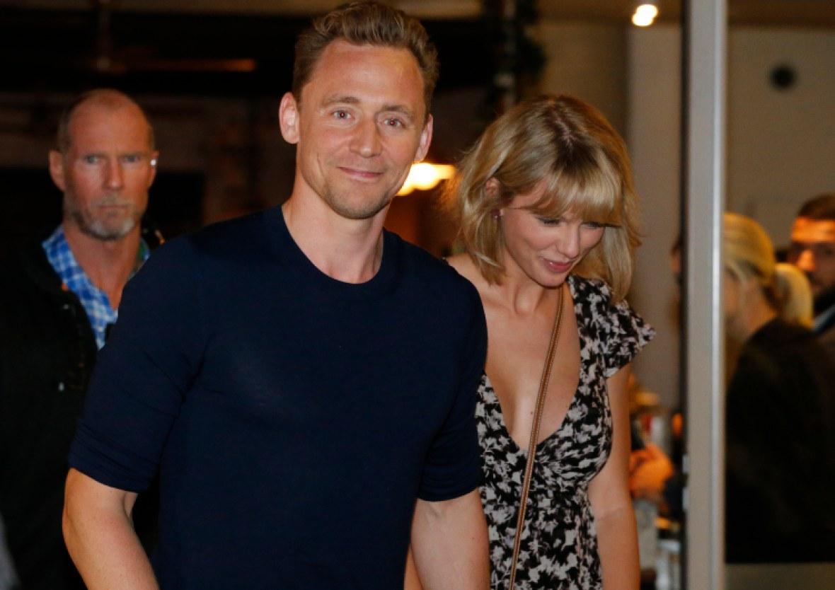 taylor swift tom hiddleston