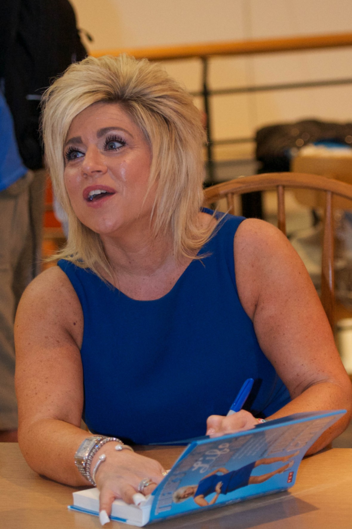 theresa caputo - getty