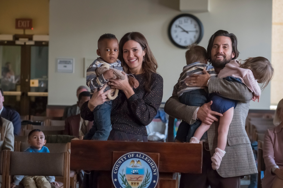 this is us new episode getty