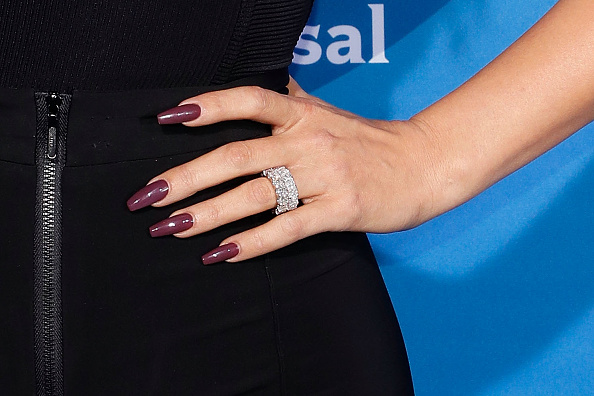 khloe kardashian ring, getty