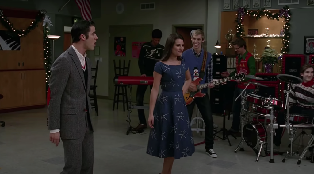 These 'Glee' Christmas Quotes Are Sure to Give You ~All the Feels~