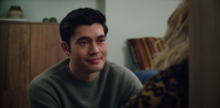 Henry Golding is Hunky in Last Christmas