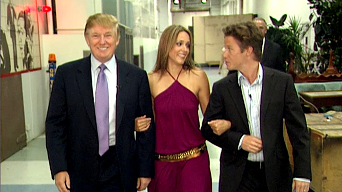 billy bush donald trump getty images