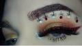 christmas-tree-eyebrows