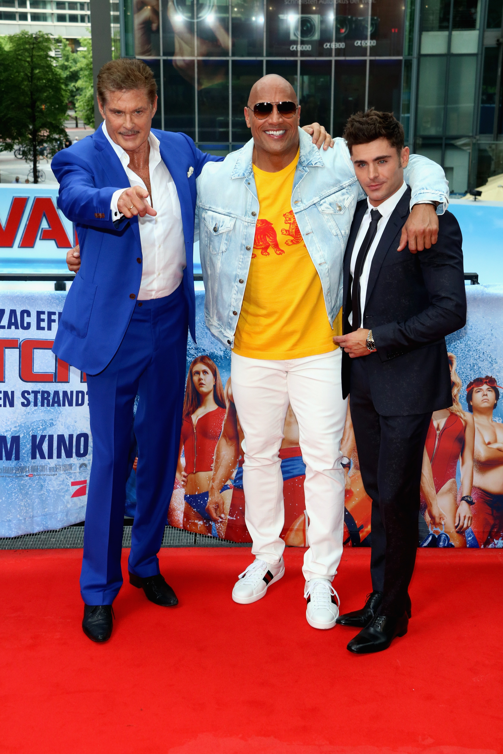 Zac Efrons Height See How He Compares To His Famous Friends