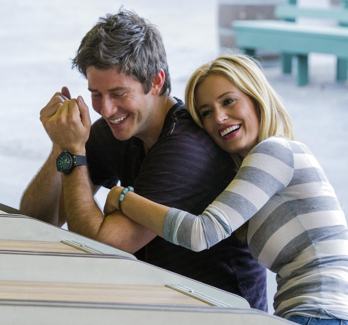 emily maynard arie luyendyk jr. getty images
