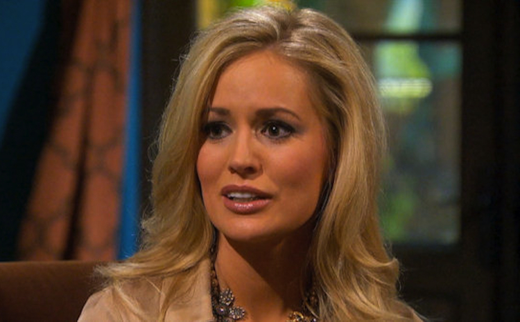 emily maynard interview — abc