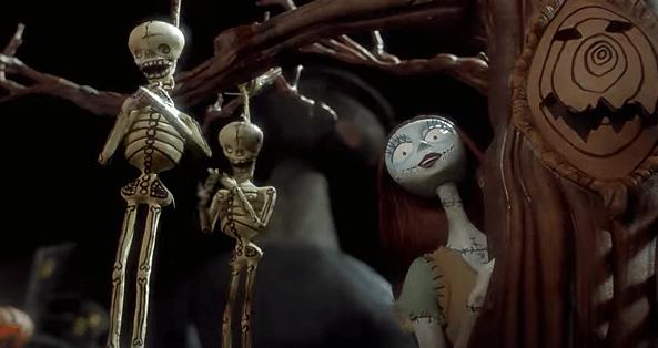 Christmas Skeleton.How Did The Nightmare Before Christmas Characters Die Fans