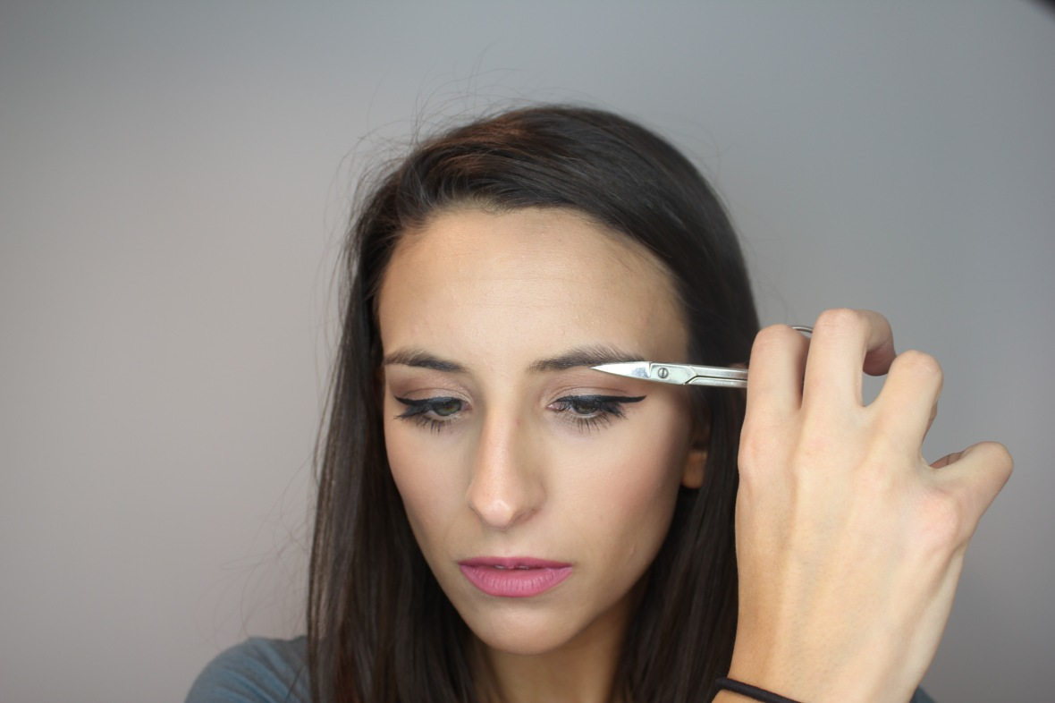 how to do your eyebrows at home 2