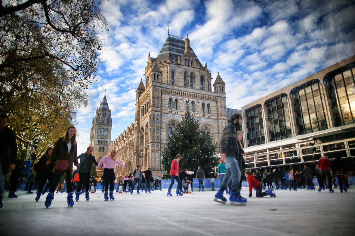 ice skating getty images