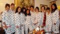 kardashian-christmas-pajamas