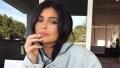 Kylie Jenner Smirks In Selfie