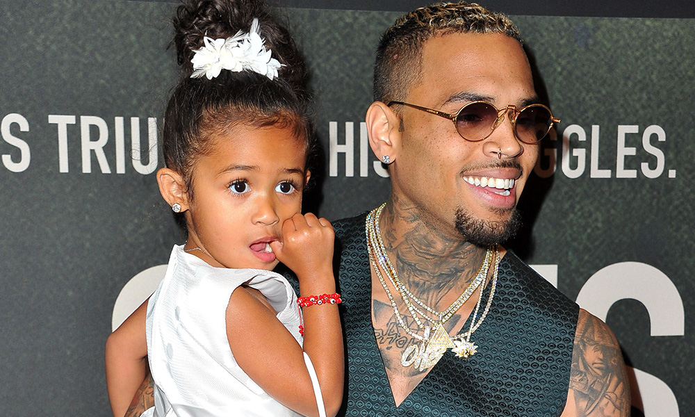 Look out, North!Chris Brown's Daughter Royalty Launches a Kid-Friendly Makeup Collection!