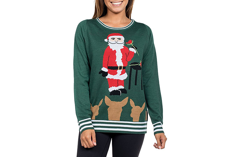 Womens Ugly Christmas Sweater You Need One Of These Funny Tops