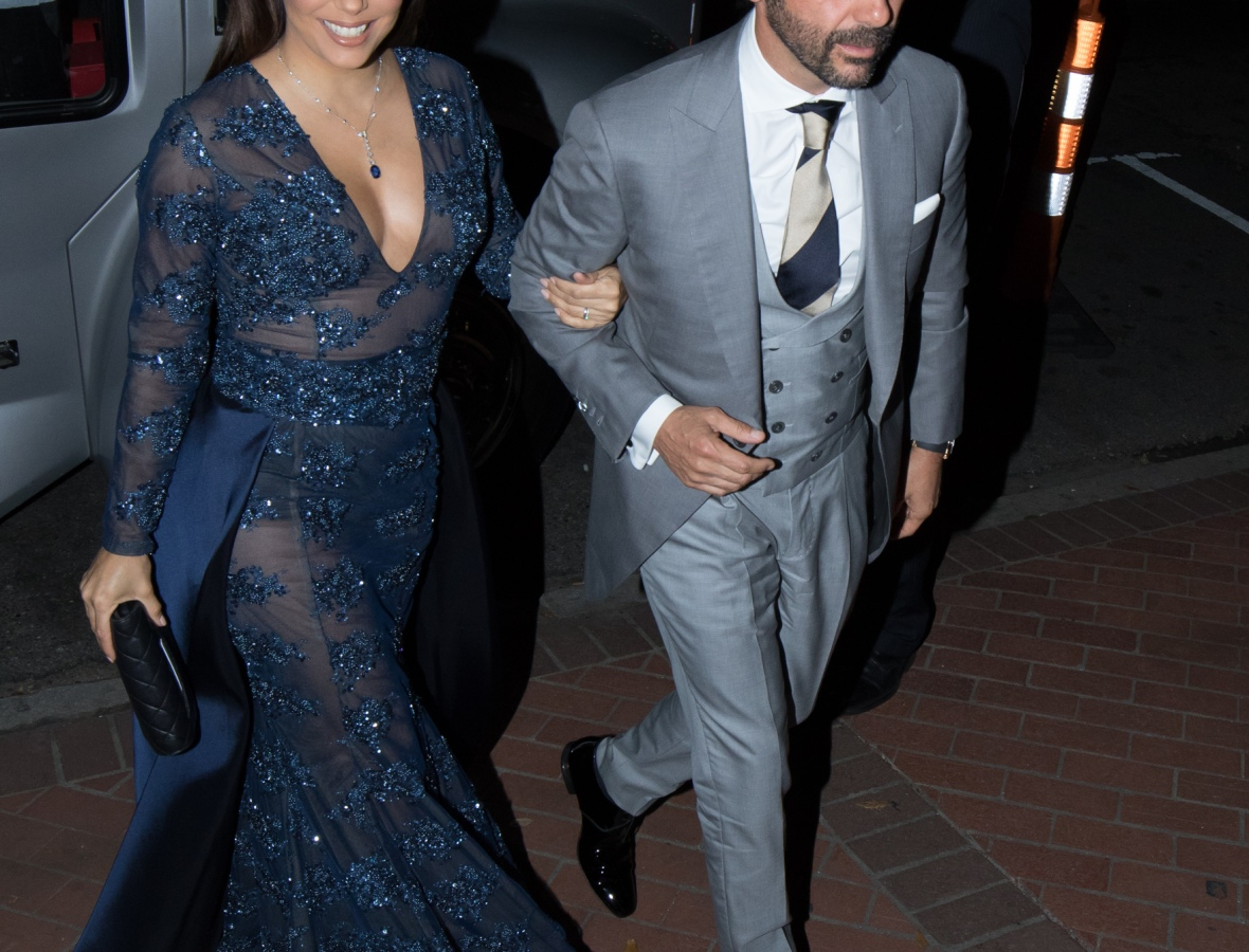 eva longoria jose baston, splash