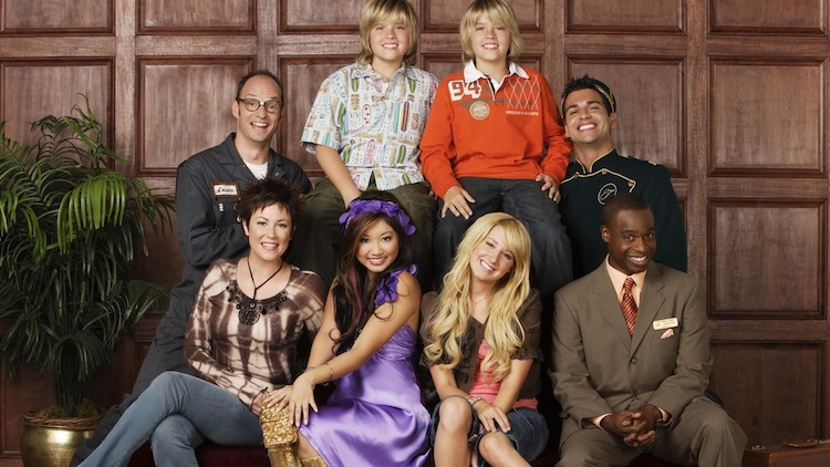suite life of zack and cody — disney channel