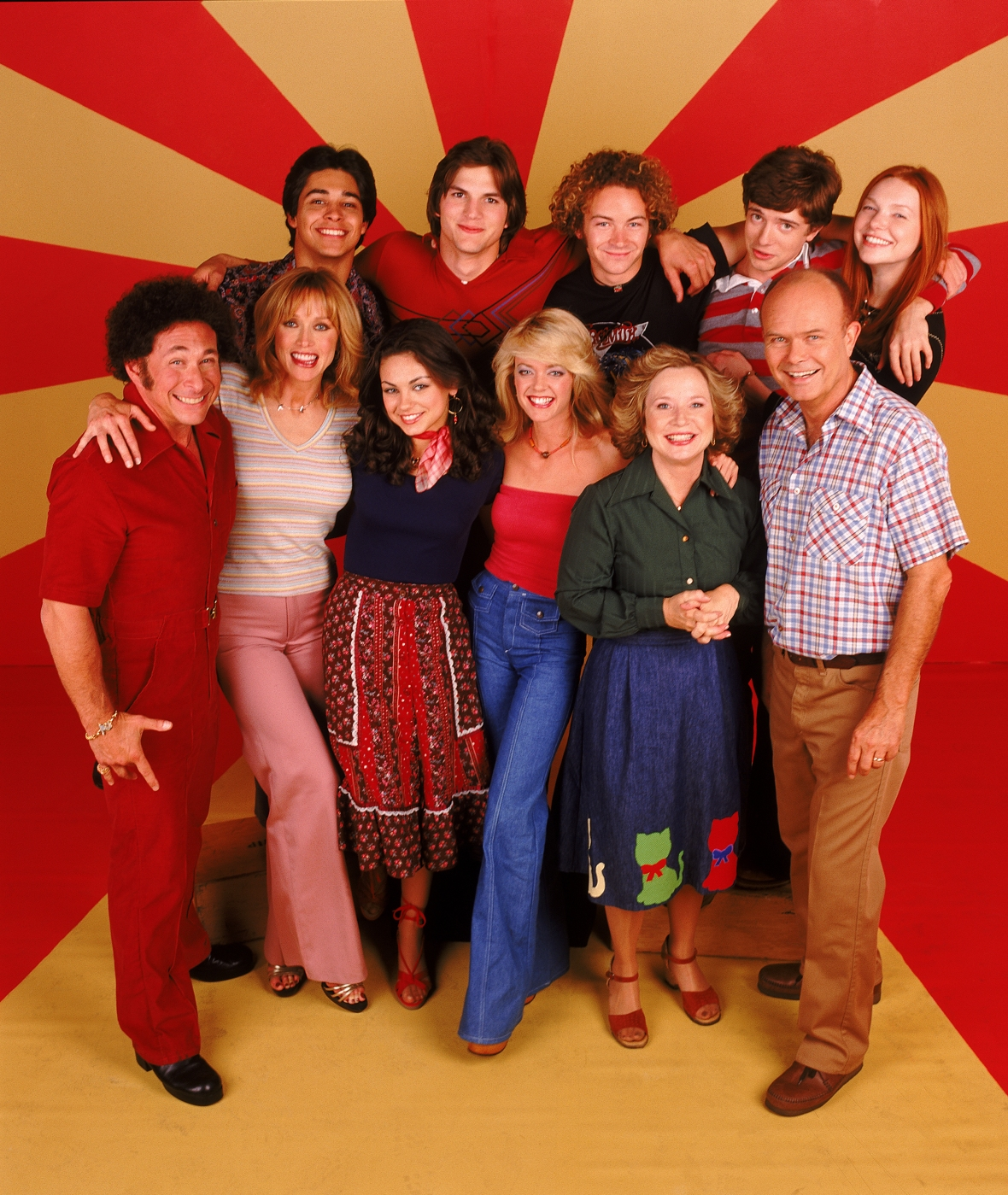 that 70s show cast getty