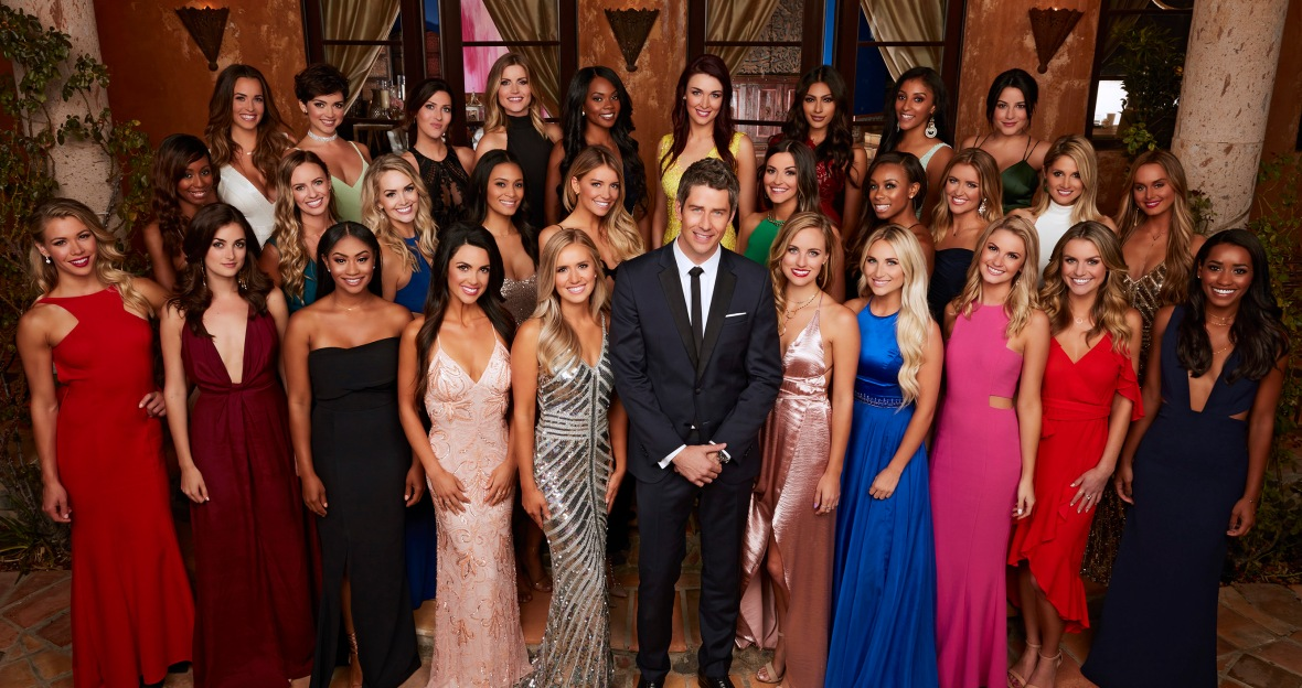 the bachelor 2018 getty images