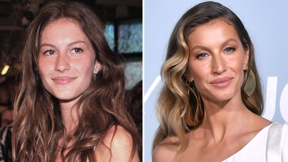 Top Model Status! Gisele Bundchen's Transformation Over the Years