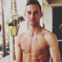 adam-rippon-shirtless