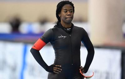 black-speed-skater