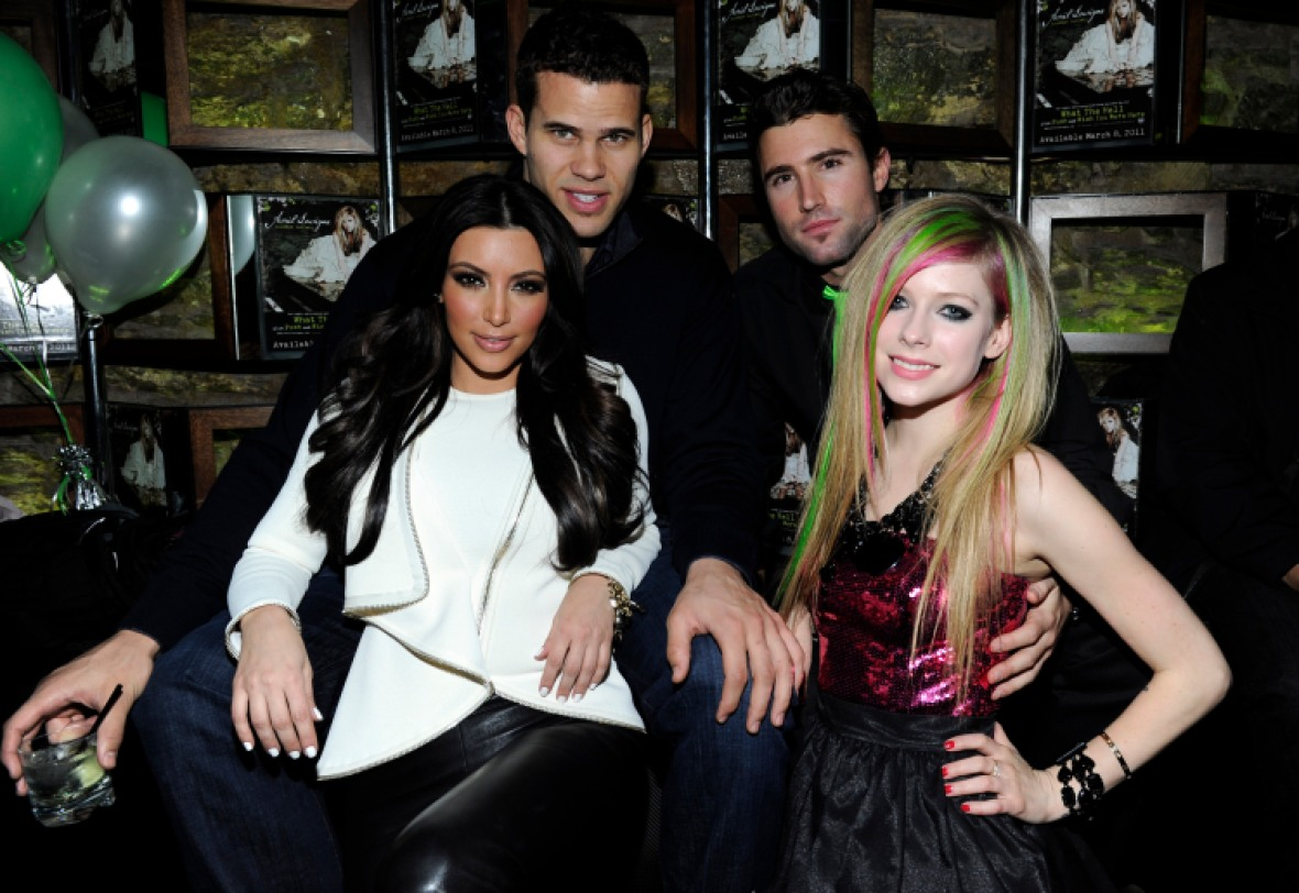 brody jenner and avril lavigne