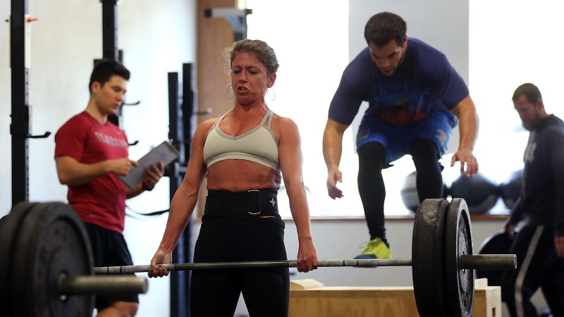 Here's Why You Should Participate in the 2018 CrossFit Open (Even If You Think You Can't)