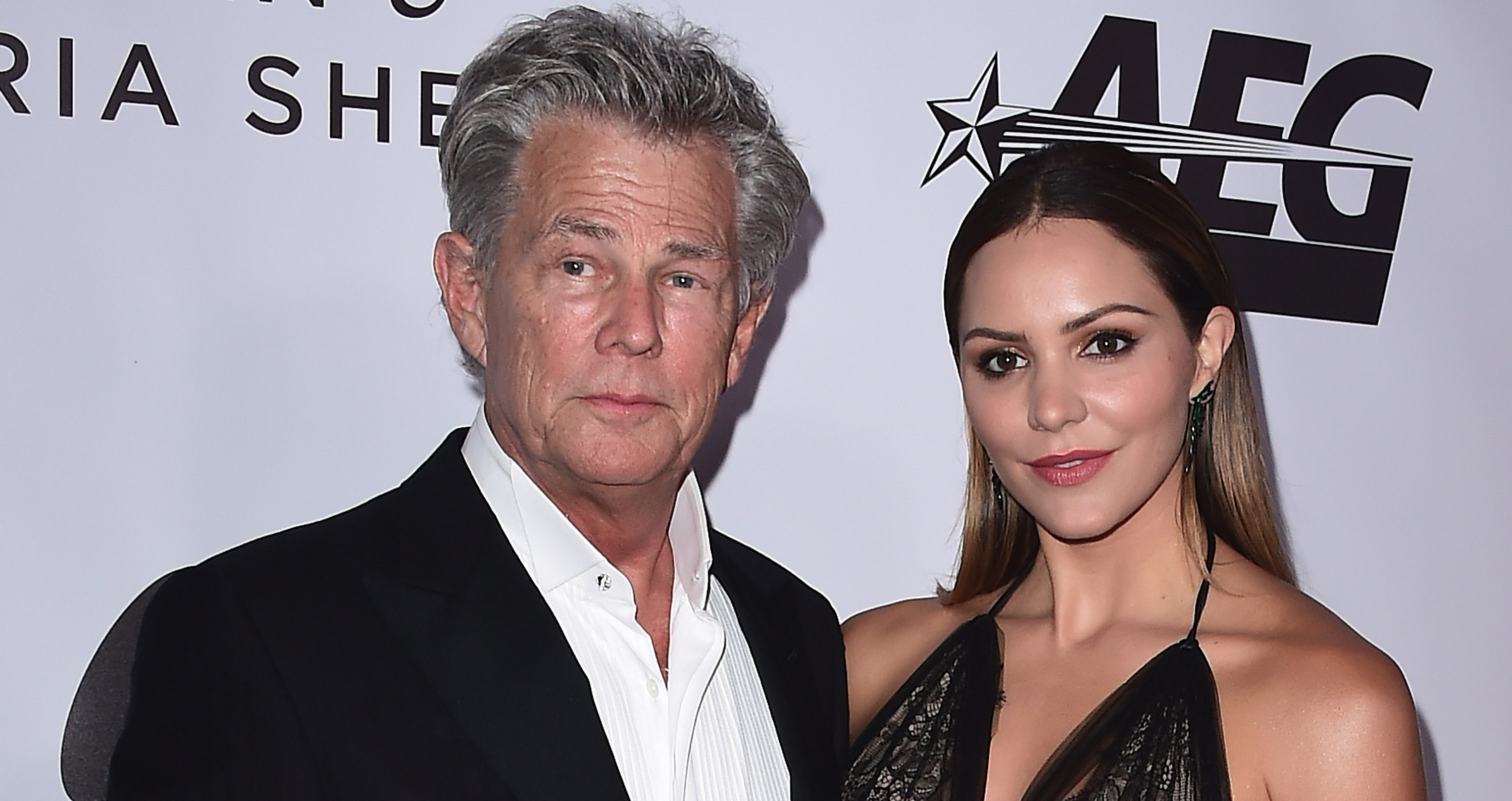 David Foster And Katharine Mcphee Both Agree To Sign A Prenup
