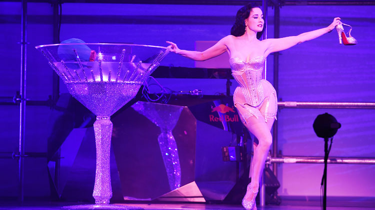 Dita Von Teese's Diet Will Get You Excited to Strip Down This Summer